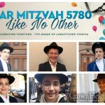 A Bar Mitzvah Parade Like No Other