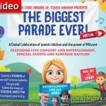 "LIVE at 5:30PM: 12 Countries Join with Ckids for ""The Biggest Parade Ever"""