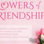 A Bouquet Of Flowers For A Friendship Circle Mother