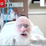 Miracle of Miracles, Rabbi Levi Goldstein Sings From Hospital Bed