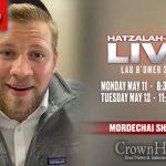 Hatzalah-Thon: A Message From Mordechai Shapiro