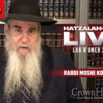 Hatzalah-Thon: A Message From Rabbi Moshe Kotlarsky