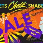 "Lets Chalk Shabbos ""Buy One, Share One"" Initiative In Memory of Miriam Shmueli OBM"