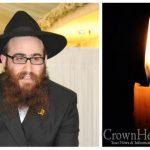 "BDE: Menachem Mendel Pugatz, 29, OB""M"