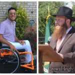 A Shliach, A Paralympic, and the Friendship Circle