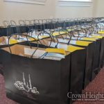 """Greenwich Chabad Delivers """"Shabbat-to-Go"""" To 500 Homes"""