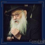 Shloshim For Rabbi Yehuda Leib Groner OBM