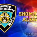 SHOMRIM ALERT: Missing Found!