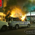 WATCH: Looting, Fires, Violence Overtakes NYC Protests