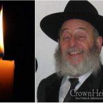 BDE: R ' Eliyahu (UE) Vogel, 82, OBM