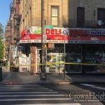 Another Shooting Rocks Crown Heights Wednesday