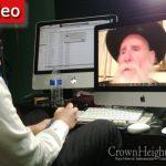 Rabbi Shlomo Cunin Farbrengs For Pittsburgh Yeshiva