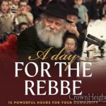 A Day for the Rebbe, A New Website of The Rebbe's Life and Teachings