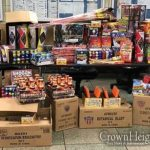 NYPD Announces $30,000 Fireworks Bust