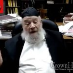 Rabbi Gerlitzky Shares His Experience with Bochurim