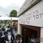 Gimmel Tammuz and the Shabbos Before at the Ohel
