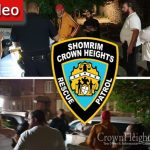Crown Heights Porch Pirate Caught In The Act and Arrested