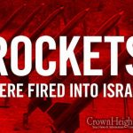 Two Rockets Fired From Gaza Toward Southern Israel