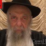 Rabbi Yoel Kahn's Emotional Gimmel Tammuz Message