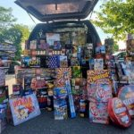 Fire Marshals Arrest Two for Having $6K Worth of Illegal Fireworks