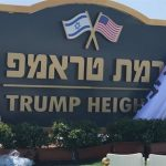 Cabinet Approves Establishment of Ramat Trump in The Golan Heights