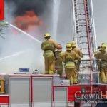 Fire Breaks Out Next Door To Chabad School In LA