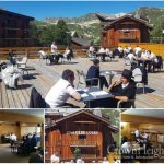 Yeshivas Tomchei Temimim Brunoy Moves To Summer Location in the Alps