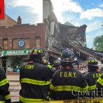 Gym Collapses in Brooklyn, No Serious Injuries
