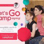 Chasdei Avrohom Eliezer Camp Fund, Let's Go Campaigning