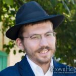 """The Rabbi """"Who Saved Purim"""" Will Lead the Jewish Community in Birobidzhan"""