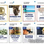 Geshem Shul Auction Winners Announced