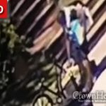 Crown Heights Porch Theft Caught On Camera....Again