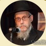 "LIVE at 8:00PM: First Yartzeit of Rabbi Sholom Simpson A""H"