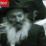 Yud Beis Tammuz 1980, With Russian Chassid R' Dovid Skolnik