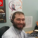 Rabbi Yudi Dukes Surprises Shiur By Joining With Words of Inspiration