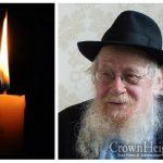 BDE: Rabbi Adin Even Yisroel Shteinzaltz, 83, OBM