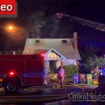 Portland Chabad House Severely Damaged In Fire