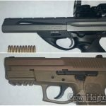 Two Guns Taken Off the Streets of Crown Heights