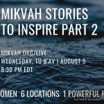 Mikvah Stories To Inspire Part 2