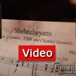 """Shluchim Father and Son Release Rendition of """"Shehechiyanu"""""""