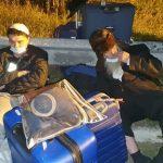 2,500 Breslov Chassidim Stuck In Belarus After Being Denied Entry Into Ukraine