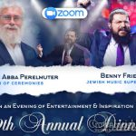 Chabad of South Broward To Host 39th Annual Dinner Virtually