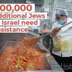 COVID-19 Spares No One. Let's Step Up to Help Our Needy This Yomtov