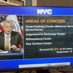 COVID Spikes In New York City Have Officials Concerned, City Promises Increased Enforcement