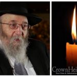 BDE: Rabbi Ephraim Rosenblum, 85, OBM