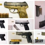 Seven Guns Taken Off The Streets of Crown Heights In Under a Week