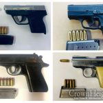 71st Precinct Confiscates Another Four Guns Overnight