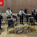 Shacharis and Shofar With Chabad of Abu Dhabi
