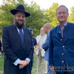 Berlin Shliach Invited To Speak For German Politicians