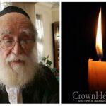 BDE: Rabbi Yehoshua Raskin, 97, OBM